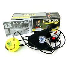 Softball Batting Aid Swing Trainer Practice Hit-A-Way Solo Hitting Derek Jeter