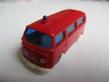 Wiking H0 Vw T 2 Bus Feuerwehr !!!