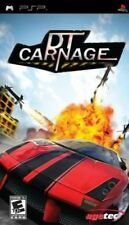 DT Carnage PSP New Sony PSP
