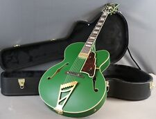 D'Angelico Deluxe Exl-1 HollowBody Archtop Electric Guitar w/Seymour Duncan PUPS