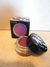 BENEFIT CREASELESS CREAM SHADOW/LINER PURPLE SNAP  0.16 OZ BOXED