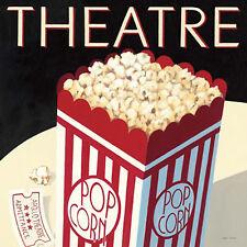 New Theatre by Marco Fabiano Fine Movie Cinema Art Print Home Wall Decor 792834