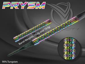 Velocity PRYSM 2ba Soft Tip Darts - 16g