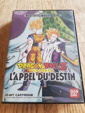 Sega Megadrive Dragon Ball Z l'appel du destin Francia PAL