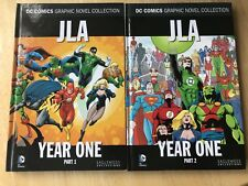 JLA Year One, parts 1 and 2 Dc Graphic Novel Collection! Look In The Shop!