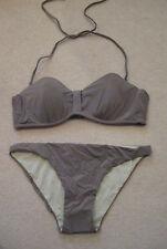 Ex Chainstore Bikini Size 10 Mocha