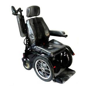 Elektrischer Rollstuhl mit Aufsteh- und Liegefunktion NEU!