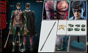 Toys Era 1/6 TE034 THE HEIR Batman Robin / Nightwing 12inches Action Figure