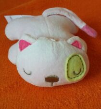 """PRIMARK Early Days Pink Cat Kitten Soft Toy Rattle 4"""""""