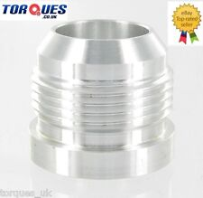 AN -20 (AN20 -20 JIC AN 20) Male Aluminium Weld On Fitting Round Base