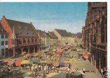 Germany Postcard - Freiburg / Schwarzwald - Zwischen Munster Und Histor  EB84
