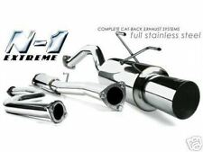 N1 CAT BACK EXHAUST ACURA INTEGRA 94-01 LS/GS/RS 4DOOR