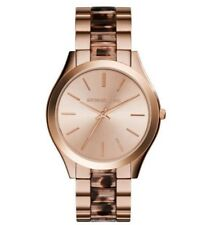 Michael Kors MK4301 Runway Rose Gold Steel Bracelet Ladies Watch RRP £229