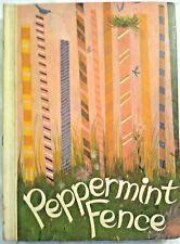 Peppermint Fence Reading Caravan 1964