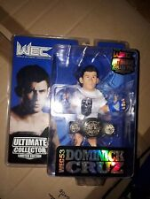 Figurine UFC Dominic Cruz edition limite Round 5 NEUF mma wec belt fight figure