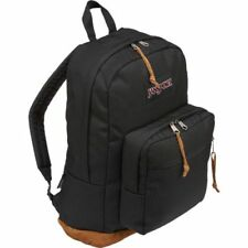 New JANSPORT RIGHT PACK Black BACKPACK SCHOOL BOOK BAG - 100% AUTHENTIC