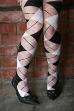 Tattoo Machine Washable Pantyhose and Tights for Women