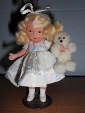 Nancy Ann Storybook Doll ~ #128 Goldylocks and Baby Bear MS, JT, PT