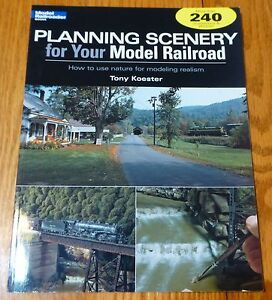How to Book: #12410 Plannning Scenery For Your Model Railroad