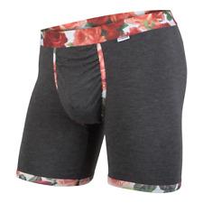 New In Box Mypakage Weekday Men's X-Large (36-38) Dark Heather Rose Boxer Brief