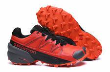 New Mens outdoor Salomon Speedcross 5 GTX Nocturne Athletic Running Sports Shoes
