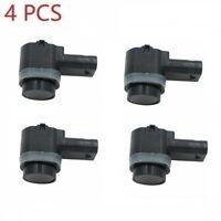 4 PCS PDC Parking Aid Sensor For AUDI A4 A5 A6 Q3 Q5 Q7 R8 VW CC Golf SKODA SEAT