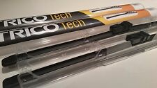 "VW JETTA 2010-2016 NEW PAIR TRICO FLAT WIPER BLADES 24""x18"" Sqlock fit Oz Stock"