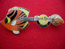 HRC Hard Rock Cafe Berlin Fish Guitar Series 2004 LE300