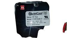 QuietCool Wireless Rf Fan Control Kit - It-Rfhub-01 and Remote - Open Box