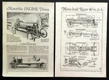 Midget Racer 1932 HowTo build Plans I