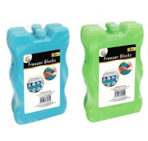 220cc Ice Bricks Block - Freezer Cooler Bags, Lunch Boxes etc (SOLD AS SINGLE)