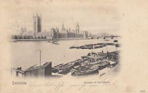 London, Houses of Parliament gl1901 E1902
