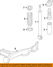 Chevrolet GM OEM 12-15 Sonic Rear-Shock Absorber or Strut 95077492