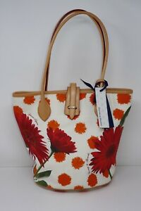 Dooney & Bourke Zinia North/South Cindy Tote w/Tags