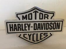 harley davidson hitch cover ,  black,tahoe,supercrew