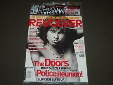2000 SPRING REVOLVER MUSIC MAGAZINE - PREMIERE ISSUE - JIM MORRISON - O 5611
