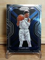 2020-21 PANINI PRIZM TYLER BEY RC ROOKIE #251 DALLAS MAVERICKS 🔥🔥