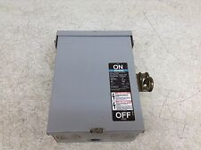 Siemens ITE NFR321 3 Pole 3R Disconnect Switch 30 A 240 V  (TSC)