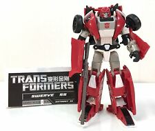 Transformers Generations Universe Classics SWERVE Asia Exclusive Deluxe Figure
