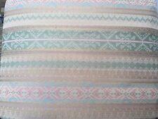 NEW Ralph Lauren Inverness Fairisle Queen/Full Duvet Fair Isle $400 Pastel