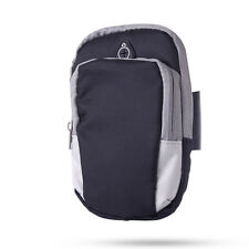 Sports Running Riding Arm band Case Holder Zipper Bag For IPHONE X 7 6 6S 8 PLUS