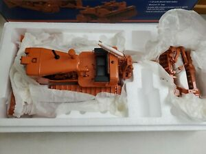 Allis Chalmers HD-21 Crawler W Offset Disk Harrow 1:25 1st Gear NIB