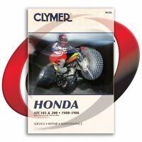 1983-1985 Honda ATC200X Repair Manual Clymer M326 Service Shop Garage
