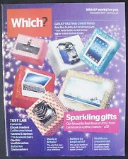 Which? Magazine December 2012 - Multibuys - Ebook Readers - TVs & Sound Bars