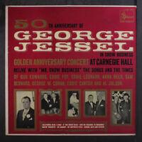 GEORGE JESSEL: 50th Anniversary LP Vocalists