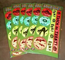 Lot of 6 Sets of Reflective Stickers Brand New in Package