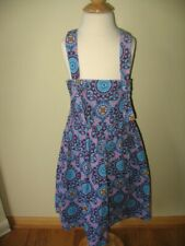 Matilda Jane size 8 Girls Knot Dress, EUC, Corduroy,