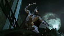 Batman Arkham Asylum Collector's Edition BOTH DISCS & CASE Sony Playstation 3