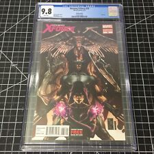 Uncanny X-Force #35 Variant CGC 9.8 Final Issue Rare/HTF Low Census 1 of 8