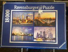 Ravensburger Puzzle Skylines der Welt  18000 Teile